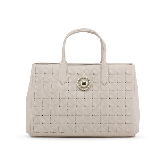 67154f370a Versace Jeans Collection Bags | Versace Brown Synthetic Leather ...